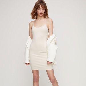 Wilfred Free Tiny Dress (Cream)